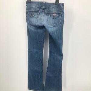 Hudson Women's blue jeans size 29 Boot cut